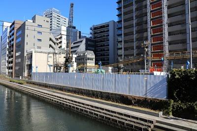 (仮称)PMO新川二丁目新築工事