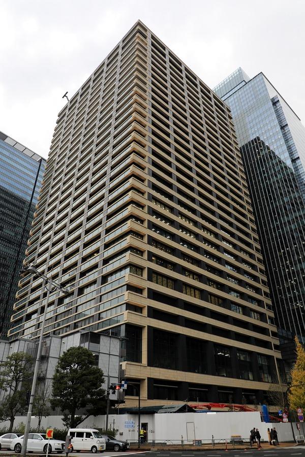 三井物産ビル