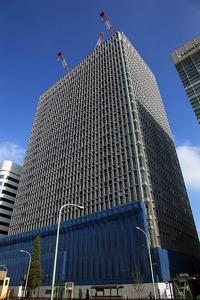 清水建設京橋新本社ビル
