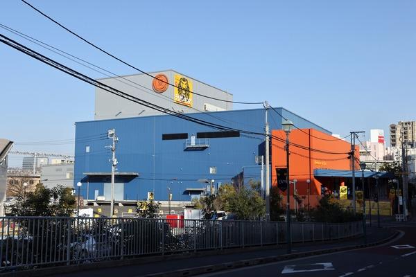 大井町駅周辺広町地区開発