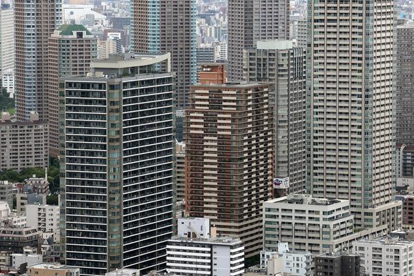 ドゥ・トゥールの高層階からの眺め