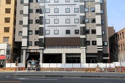 アパホテル〈品川 泉岳寺駅前〉
