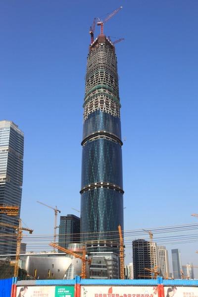 広州国際金融センター