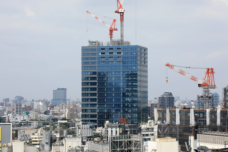渋谷ビデオスタジオ跡地 : 超高層マンション・超高層ビル