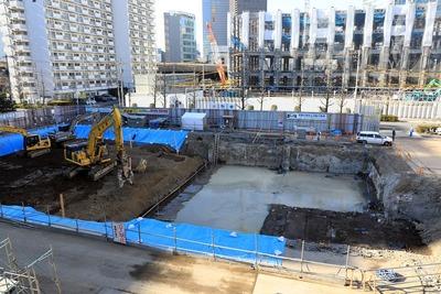 (仮称)竹芝地区開発計画(住宅棟)