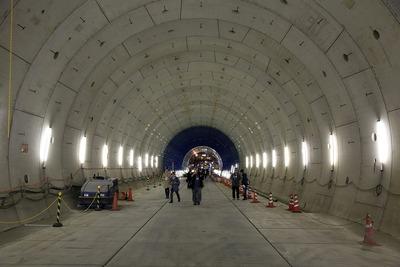国道357号東京港トンネル