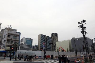 (仮称)TGMM芝浦プロジェクト