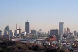 新宿タカシマヤの東南側