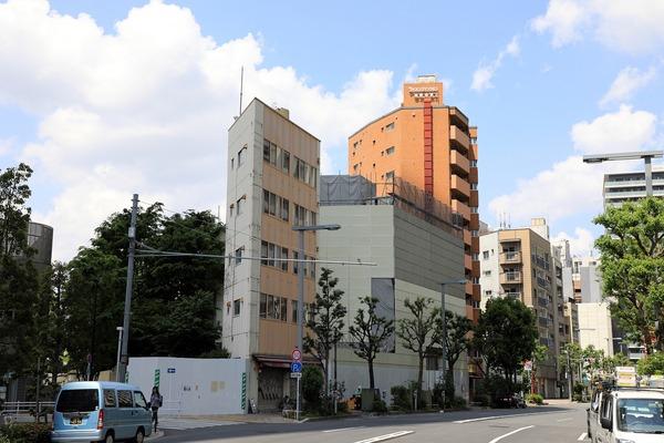 西新宿五丁目北地区防災街区整備事業 C地区