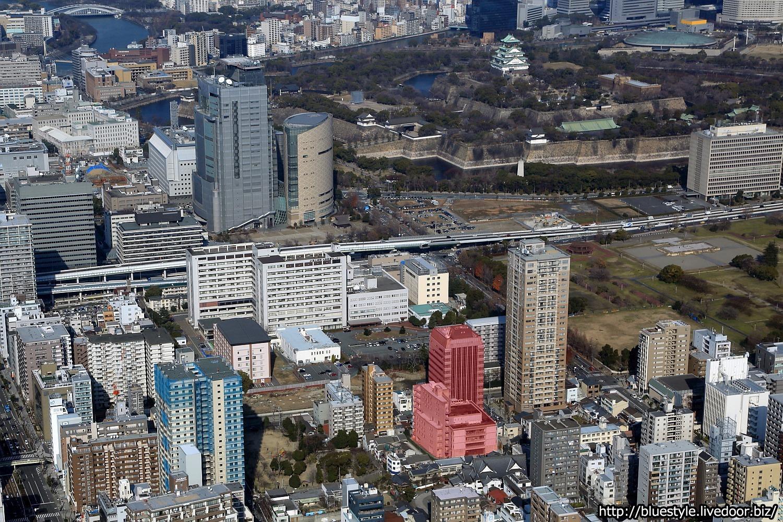 地上38階「(仮称)グランドメゾン内久宝寺町2丁目タワー計画」の建設地 ...