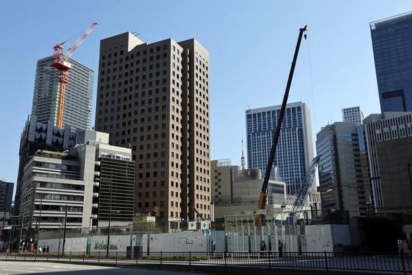 虎ノ門二丁目地区第一種市街地再開発事業 業務棟