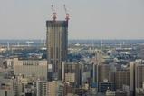 千葉ポートタワーから千葉セントラルタワー