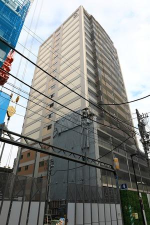 (仮称)区営東松下町住宅新築工事