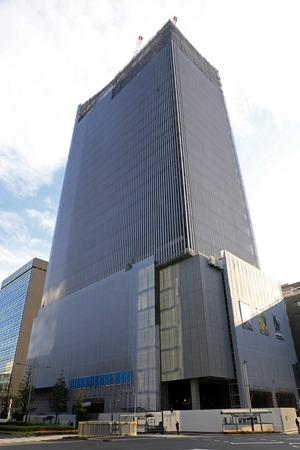 ミュージアムタワー京橋