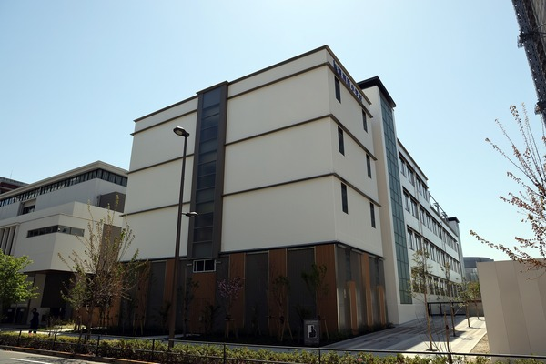 豊洲西小学校