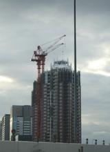 首都高からの眺め