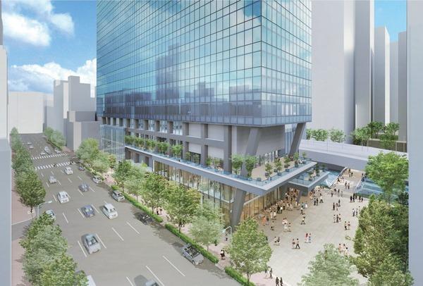 内神田一丁目地区第一種市街地再開発事業 イメージパース