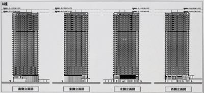 (仮称)有明北3-1地区(3-1-A街区)計画 A棟