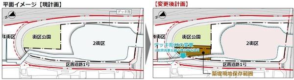 品川開発プロジェクト(第�期) 高輪築堤 2街区