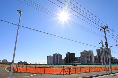 (仮称)幕張新都心若葉住宅地区計画(B-2街区)