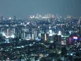 新宿の夜景