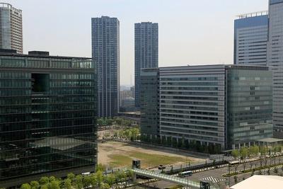 パークシティ豊洲から見た 「(仮称)豊洲3−2街区ビル計画」