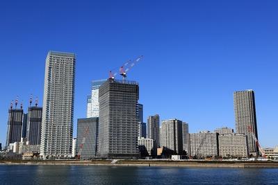 ザ・パークハウス晴海タワーズとパークタワー晴海