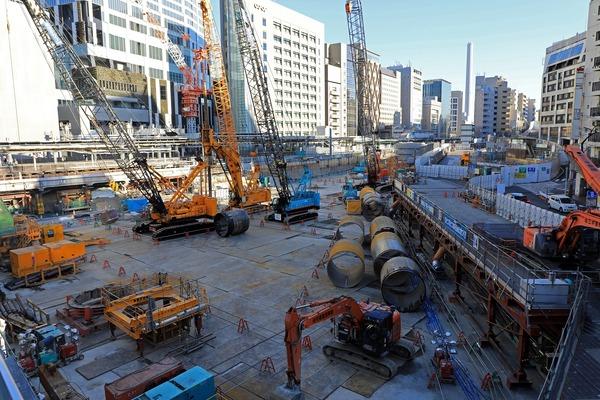 (仮称)渋谷駅桜丘口地区第一種再開発事業