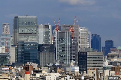 大手町・日本橋の超高層ビル群