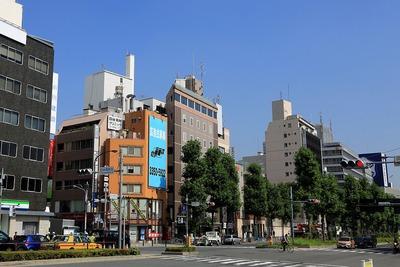 四谷駅前地区再開発