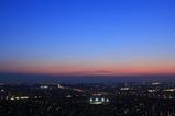 ハーモネスタワー松原からの夜景