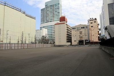 東京都公文書館跡地