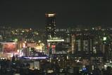 阿部野橋方面の夜景