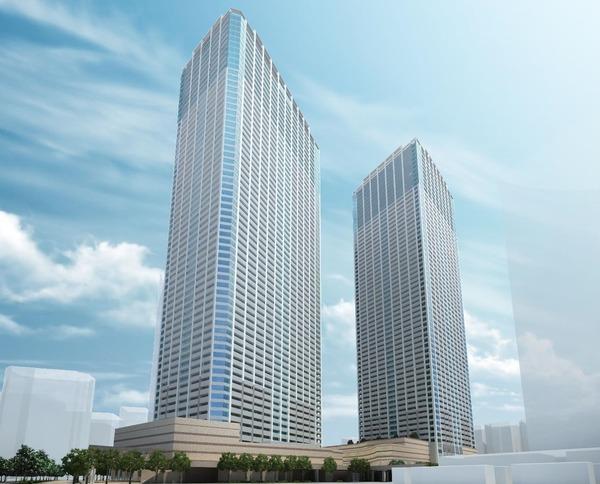 西新宿三丁目西地区第一種市街地再開発事業