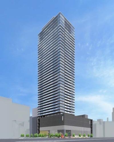 (仮称)栄一丁目御園座共同ビル計画