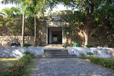 モンハの砦