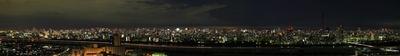 2011年4月19日の東京パノラマ夜景