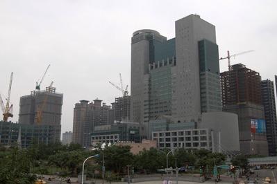 台北板橋駅周辺