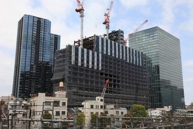 (仮称)大崎駅西口C地区再開発計画