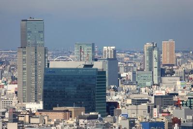 スカイリンクタワーから日本橋・秋葉原方面