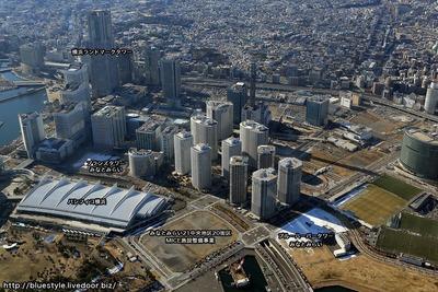 みなとみらい21中央地区20街区MICE施設整備事業