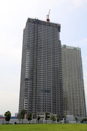 ザ・パークハウス晴海タワーズ ティアロレジデンス