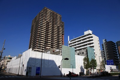 月島一丁目3,4,5番地区第一種市街地再開発事業