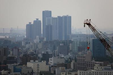 ブリリアタワー東京から東雲