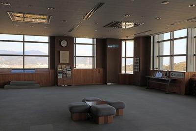 静岡県庁別館21階富士山展望ロビー
