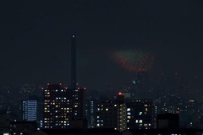 第36回足立の花火