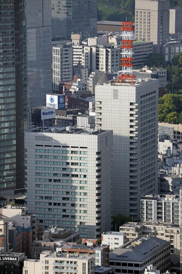 国際新赤坂ビル東館・西館