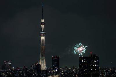 2013年 隅田川花火大会