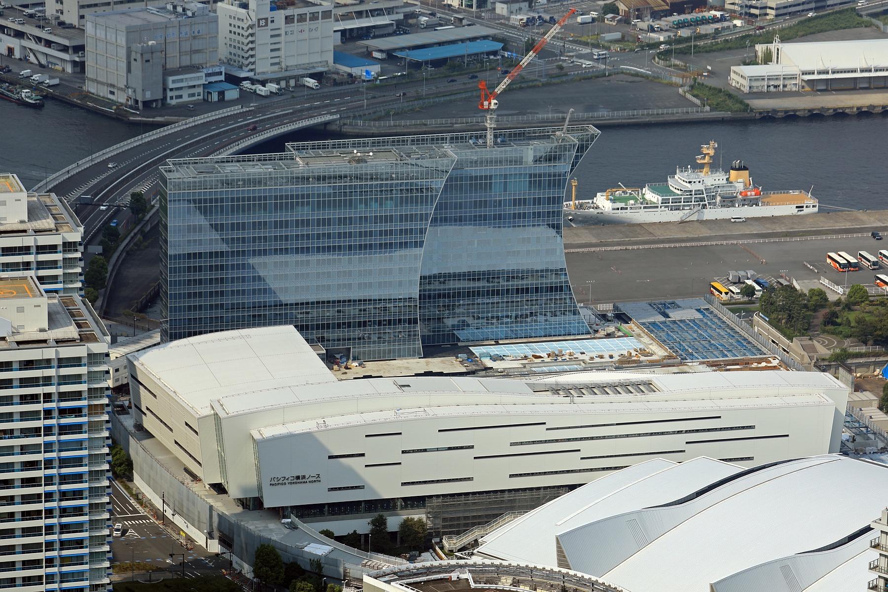 パシフィコ 横浜 ノース