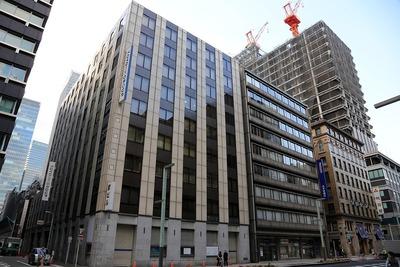 京橋二丁目西地区第一種市街地再開発事業施設建設物(再開発棟)
